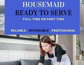 """#24 for create flyer for """"Housemaid"""" services by asyiqeenzulkefly"""