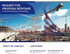 #154 for Design a Corporate Cover Page by AbddulAlim