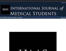 #5 para Design a cover for a journal por calinivladimir