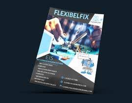 #18 for EASY AND SIMPLE MONEY: Make an A6 flyer for Flexibelfix by MdPkMasud