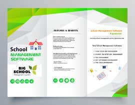#1 for Design an Advertising brochure for School Management System by Himon96