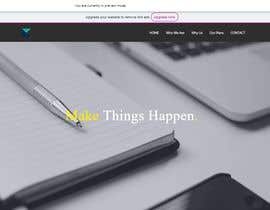 #6 for Creation of 4 Landing page based on template AmpleAdmin af AliShamsi928