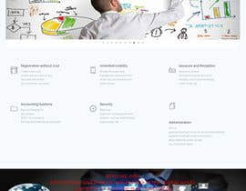 #3 for Creation of 4 Landing page based on template AmpleAdmin af Rzhossain324