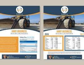 #13 para Business information document template de d3stin