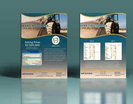 #14 para Business information document template de MPaul96