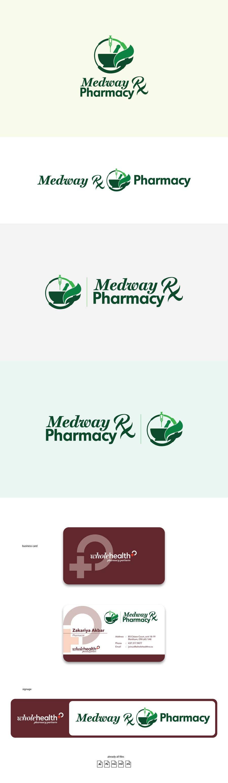 Participación en el concurso Nro.88 para Design a Logo for a pharmacy