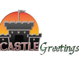 #61 para Logo Design for CastleGreetings.com por Vagelis2D