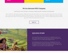 nº 12 pour Color Scheme For Website par SertanKa