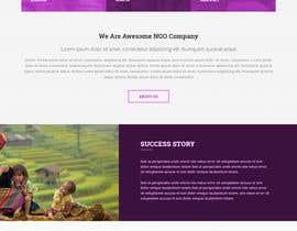 nº 18 pour Color Scheme For Website par shinshushko