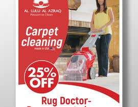 """#9 for create flyer/ad for """"carpet cleaning"""" af Hasan628"""