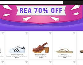 #67 , Sale banner image for E-commerce site - Ends Today 来自 asaduzzaman431sc