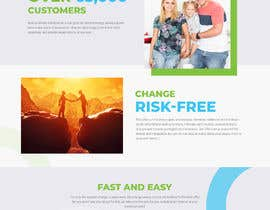 #42 for A new Landingpage design by saidesigner87