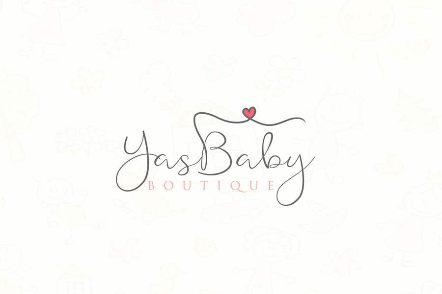Contest Entry #153 for Build me a logo for my online baby boutique
