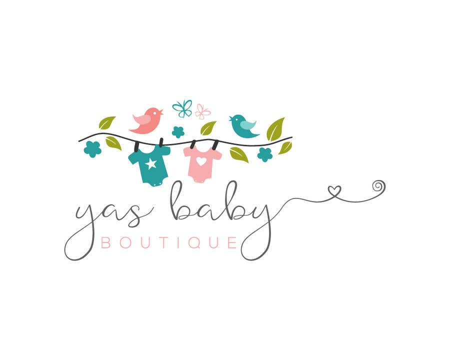 Contest Entry #85 for Build me a logo for my online baby boutique
