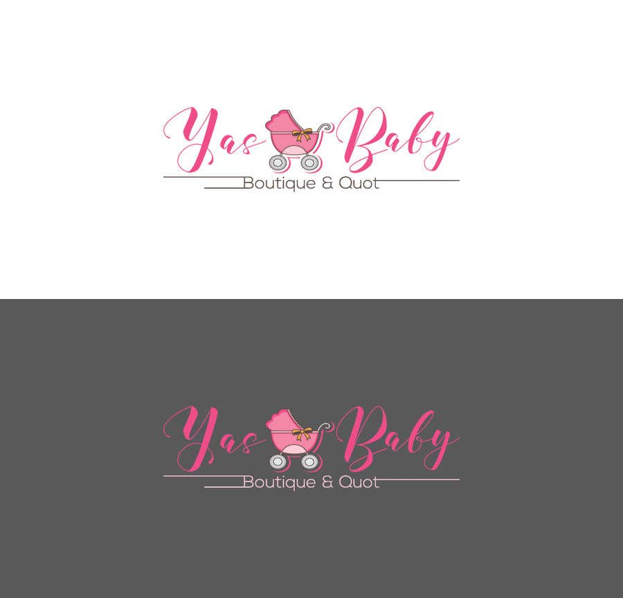 Contest Entry #98 for Build me a logo for my online baby boutique