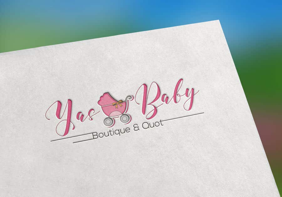 Contest Entry #105 for Build me a logo for my online baby boutique
