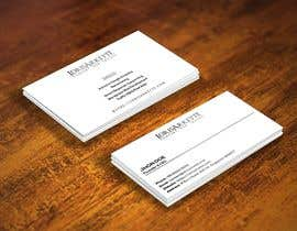 #187 for Design some Business Cards by bulbulahmed5222