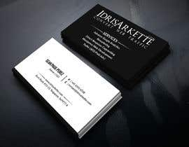 #122 for Design some Business Cards by lipiakter7896