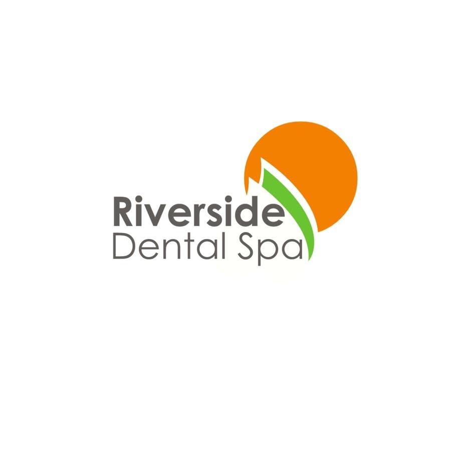 Penyertaan Peraduan #                                        4                                      untuk                                         Logo Design for Riverside Dental Spa