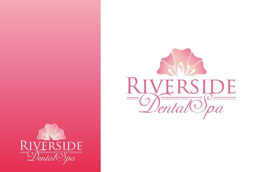Penyertaan Peraduan #38 untuk Logo Design for Riverside Dental Spa