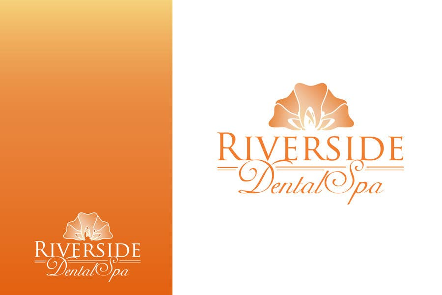 Penyertaan Peraduan #37 untuk Logo Design for Riverside Dental Spa