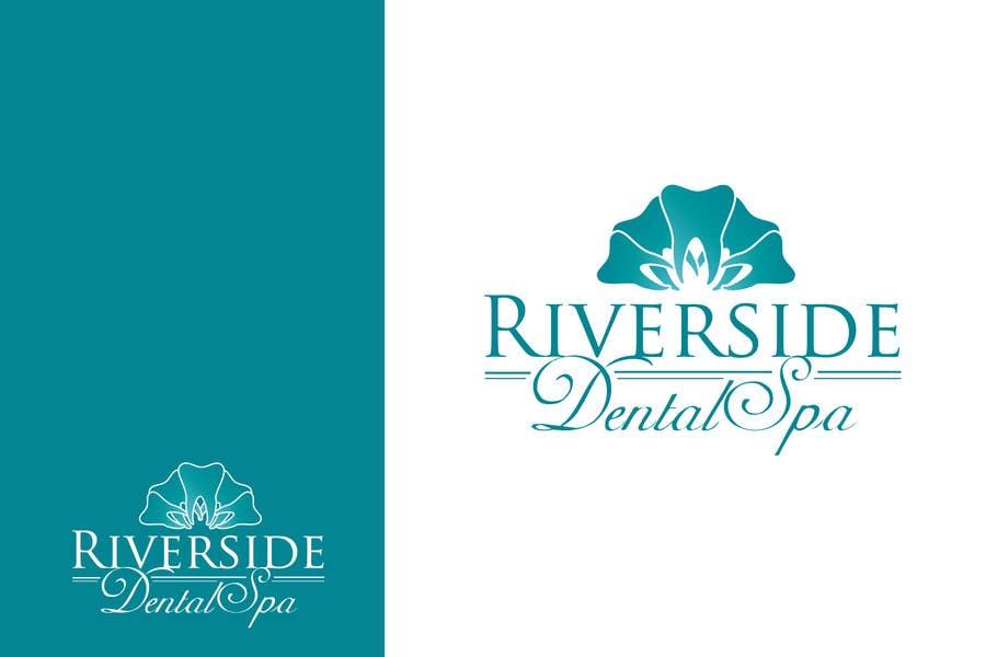 Penyertaan Peraduan #55 untuk Logo Design for Riverside Dental Spa