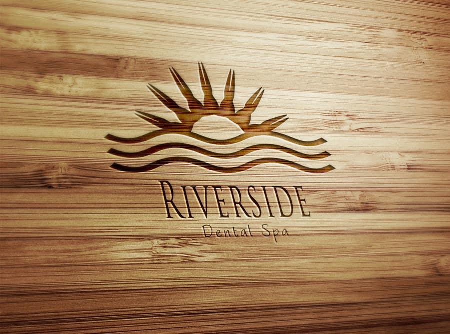 Penyertaan Peraduan #                                        89                                      untuk                                         Logo Design for Riverside Dental Spa