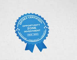 """#9 for Logo for:  """"Entrex Certified* Opportunity Zone Investment"""" by Seap05"""