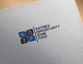 """#37 per Logo: """"Entrex Opportunity Zone Fund"""" da mdsheikhrana6"""