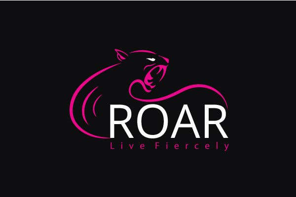Inscrição nº 120 do Concurso para ROAR - Girl power logo!