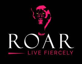#118 para ROAR - Girl power logo! por anandgaurav311