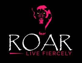 #198 para ROAR - Girl power logo! por anandgaurav311