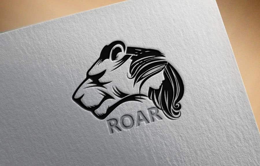 Inscrição nº 68 do Concurso para ROAR - Girl power logo!