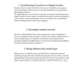 #7 for Looking for a content writer to re-purpose content for me by abutarekmdtahsin