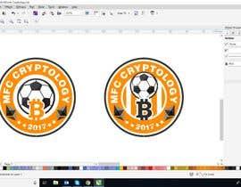 #13 untuk Создать эмблему футбольного клуба oleh Hobbygraphic