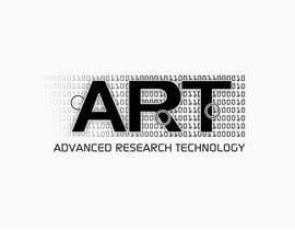 #311 para Logo Design for Advanced Research Technology por timedsgn