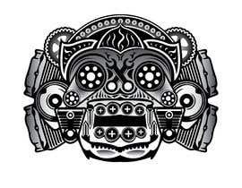 nº 68 pour Graphic sign for illustration tee shirt // logo // advertising brand par MoraDesign