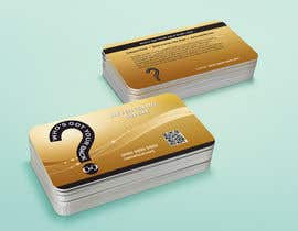 #155 for Design a Membership Card (close to business card size) by usaithub
