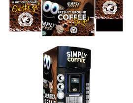 #193 for COFFEE MACHINE ARTWORK MODERN af ouaamou