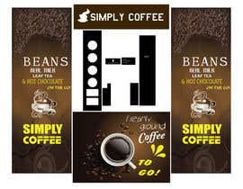 #169 for COFFEE MACHINE ARTWORK MODERN af Apurbohossain177