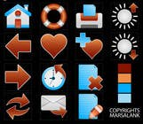 Proposition n° 16 du concours Graphic Design pour Icon or Button Design for I4 Web Browser Icons