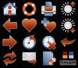 Proposition n° 21 du concours Graphic Design pour Icon or Button Design for I4 Web Browser Icons