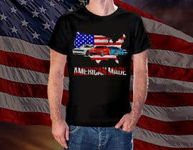 #5 for American Made Muscle Cars Tee Shirts by sunilpeter92