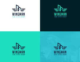 "#378 for Logo Design for ""Real Estate Wingman"" by designblast001"