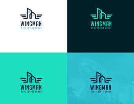 """#378 pentru Logo Design for """"Real Estate Wingman"""" de către designblast001"""