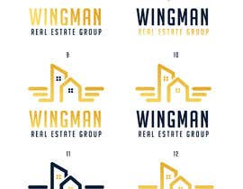 "#414 for Logo Design for ""Real Estate Wingman"" by designblast001"