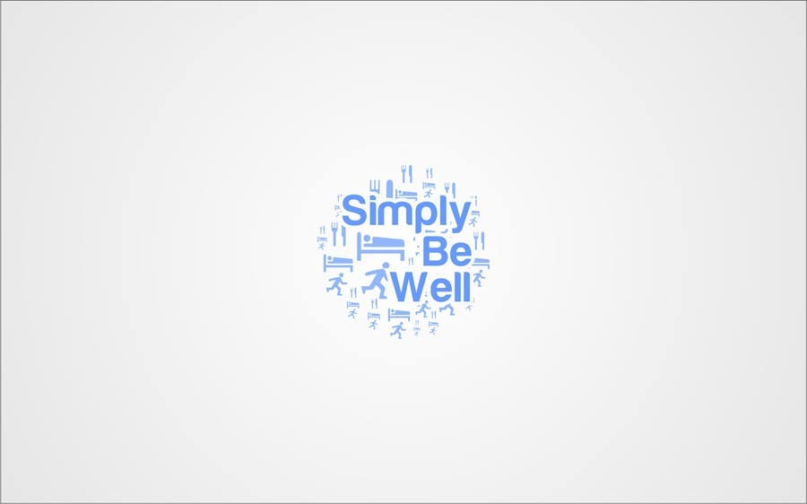 "Penyertaan Peraduan #53 untuk Logo Design for Corporate Wellness Business called ""Simply Be Well"""