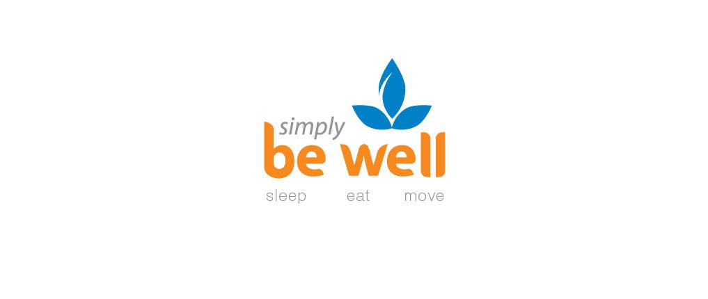 "Penyertaan Peraduan #67 untuk Logo Design for Corporate Wellness Business called ""Simply Be Well"""
