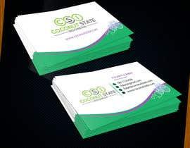 Nro 675 kilpailuun Design some Business Cards käyttäjältä limamallik