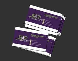 Nro 676 kilpailuun Design some Business Cards käyttäjältä limamallik